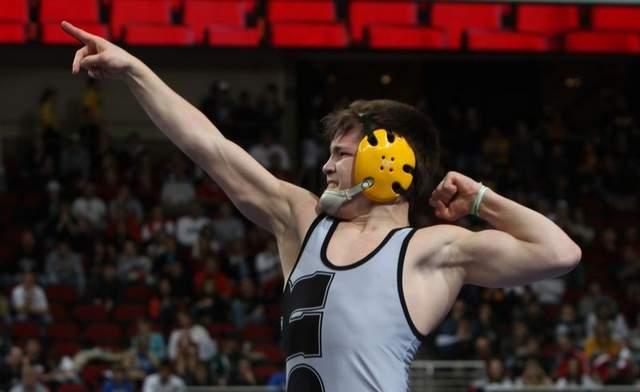 OSUs Alex Dieringer Named Amateur Wrestling - Team USA