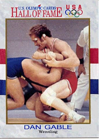 an analysis of the dan gable in recognizing many as the greatest amateur wrestler in us history Answer to problem 858 in the hammer throw, an athlete spins a heavy mass in a circle at the end of a cable before releasing it fo.