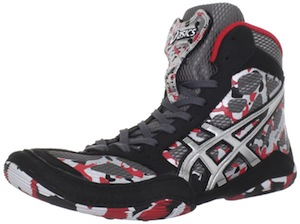 Camo wrestling shoes are perfect for hunting down your opponent on ...