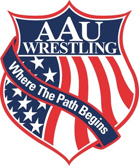 AAU Grand Nationals wrestling logo