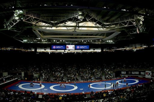 US Wrestling Olympic Trials