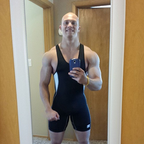 found my squat singlet powerlifting lifting 2012