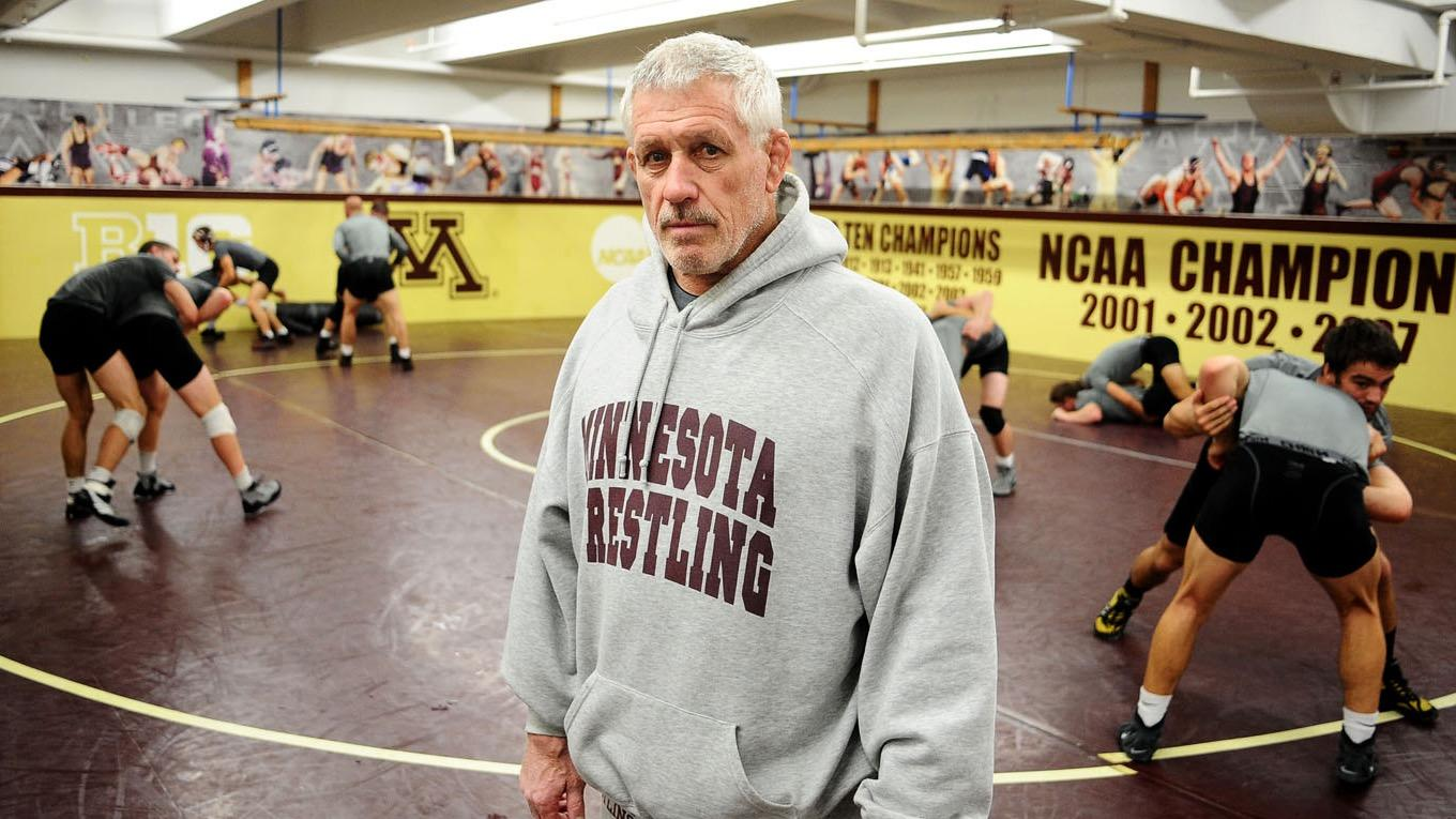U Mn Gopher Wrestling J Robinson Fired As Go...